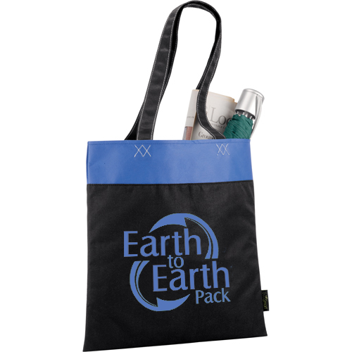 100% Recycled PET Lake Convention Tote