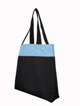 100% recycled PET shopper tote
