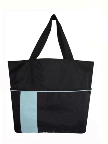 100% recycled PET deluxe tote
