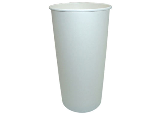 24oz PLA Coated Paper Cup,Biodegradable Paper Cup