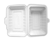 Small Clamshell Takeout Box