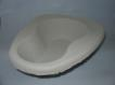 Molded Pulp bedpan liner